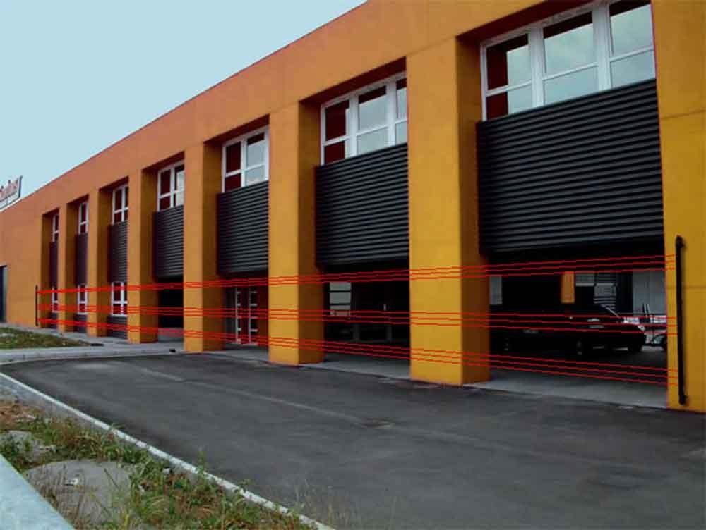 Impianti elettrici allontanamento volatili spurio roberto for Casa arredo matelica